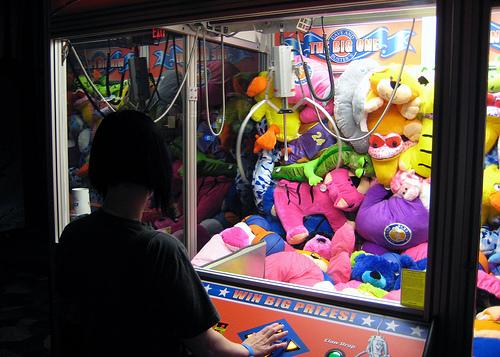 teddy crane machine for sale