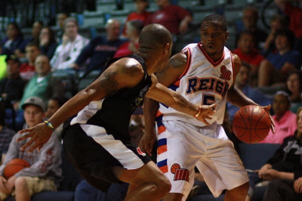 Nate Menafee starred for the Olympia Reign but won't have a home in 2013