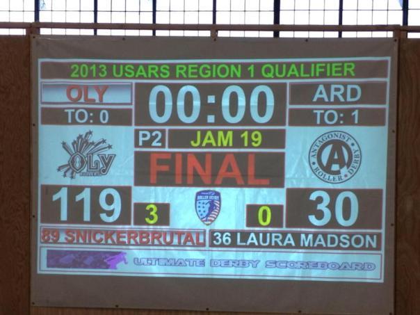 olyrollers scoreboard