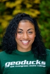 Brittany Gray (Photo from Evergreen Athletics)