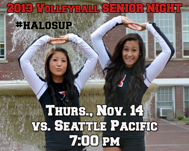 Seniors Kristin Okamura and Cymbree Decosta - (image from SMUSaints.com)