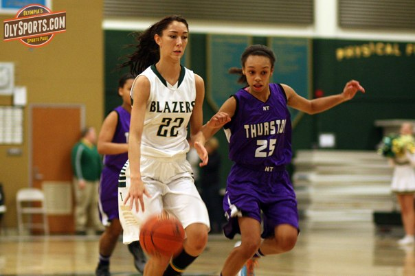 Callan Russell scored 14 points in Timberline's win