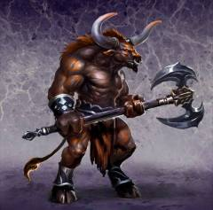Centralia Minotaurs logo inspiration. From MRPBL Facebook page.