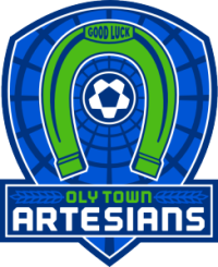 Oly Town Artesians Crest 600px