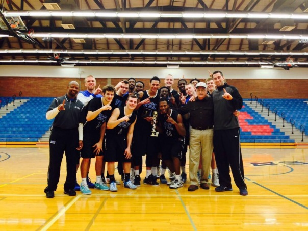 Above: SPSCC wins Dale Bates Tourney (photo from Aaron Landon)