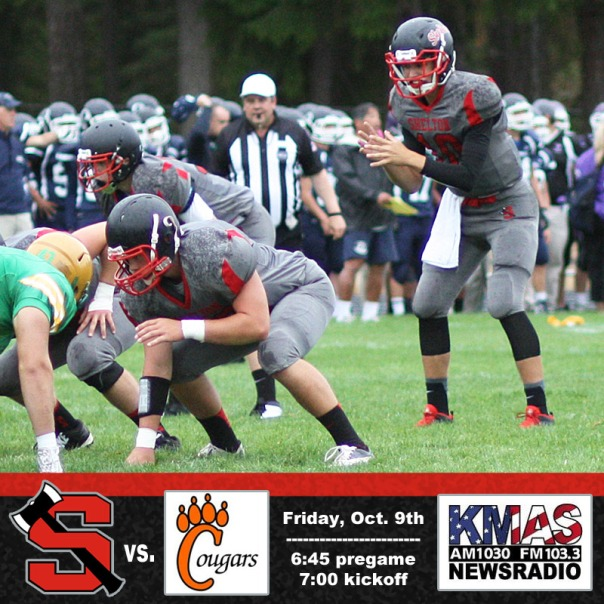 OlySports.com will be in Shelton with the call on KMAS